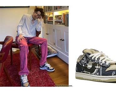 STYLE :Timothée Chalamet's new sneakers
