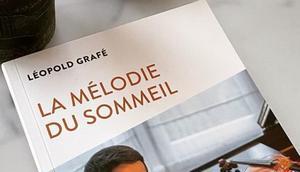 LIVRE Mélodie sommeil Léopold Grafé