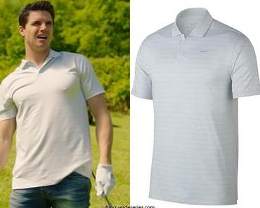 UPLOAD : Nathan's golf polo shirt in S1E04