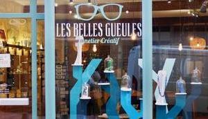 Belles Gueules, opticien créateur Bordeaux