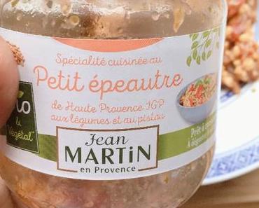 CUISINE : Les Nouveautés de la Boutique JEAN MARTIN : LE PETIT EPEAUTRE