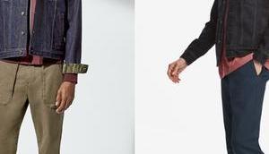 styles pour porter veste jeans