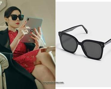 The King Eternal Monarch : Koo Seo Ryeng's sunglasses in S1E01