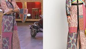 AFFAIRE CONCLUE robe-chemise imprimée Sophie Davant