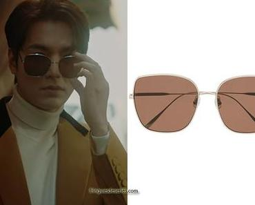 THE KING ETERNAL MONARCH : Lee Gon's sunglasses in S1E03