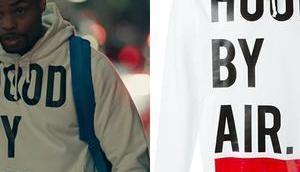 SNEAKERHEADS Bobby's white hoodie S1E04