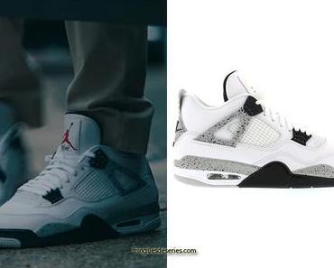 SNEAKERHEADS : Devin's favorite white sneakers in S1E06