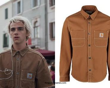 We Are Who We Are : Frazer's brown overshirt in 1×03