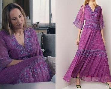 DEMAIN NOUS APPARTIENT : la robe fuchsia de Rose dans l'épisode 768