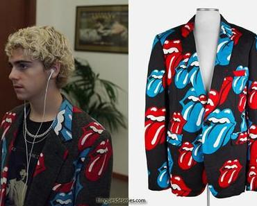 WE ARE WHO WE ARE : Fraser's Rolling Stones blazer in S1E01