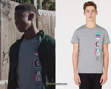 """DEMAIN NOUS APPARTIENT : le t-shirt  """"London college of arts"""" de Souleymane"""