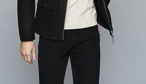 Comment bien associer jeans noir homme