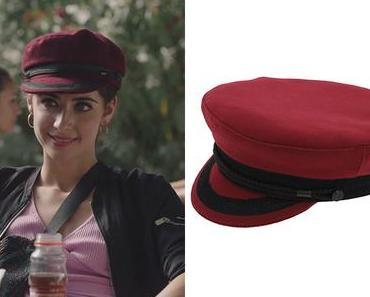 ICI TOUT COMMENCE : la casquette bordeaux de Célia dans l'épisode 3