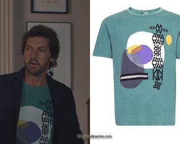 Ici tout commence : le t-shirt vert d'Antoine Myriel dans l'épisode 7