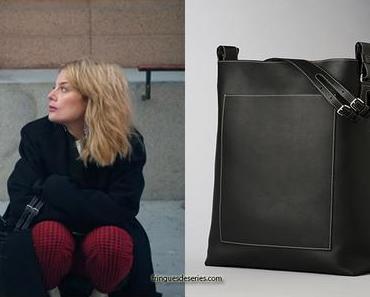 LOVE & ANARCHY : Sofie's black leather bag