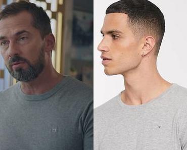 DEMAIN NOUS APPARTIENT : le t-shirt gris  dans l'épisode 801