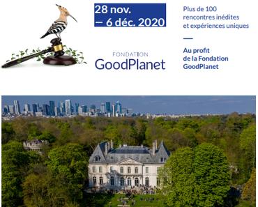 Des Cadeaux d'exception mis aux enchères pour la fondation GoodPlanet