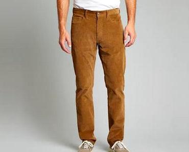 Les pantalons homme de l'hiver 2020