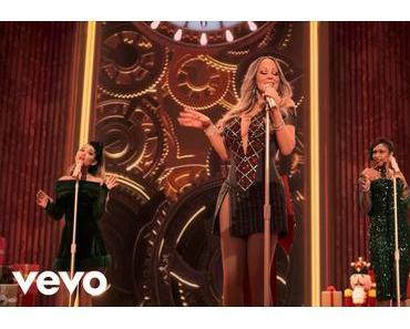 CHRISTMAS SONG OF THE DAY : Mariah Carey – Oh Santa! (Official Music Video) ft. Ariana Grande, Jennifer Hudson