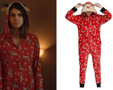 HOME FOR CHRISTMAS : Johanne's reindeer onepiece in S2e03