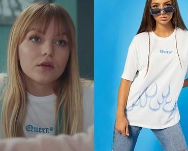 DEMAIN NOUS APPARTIENT : le t-shirt Eva Queen de Judith dans l'épisode 835