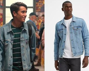 Love, Victor : Victor's Blue Denim Jacket in S1E01