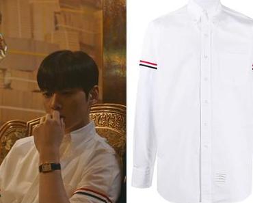 TRUE BEAUTY : Lee Su-Ho's white shirt in S1E02