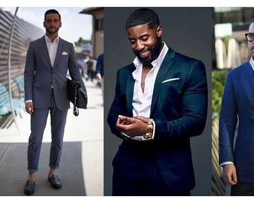 Comment porter un costume sans cravate ?