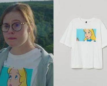 Léo Matteï, Brigade des mineurs : le t-shirt Alice dans l'épisode 8×03