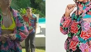 ELITE Short stories Omar Ander Alexis :Rebeka's colored jacket