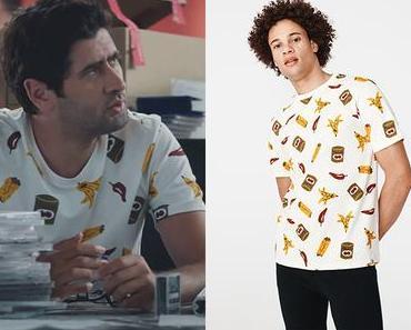 DEMAIN NOUS APPARTIENT : le t-shirt imprimé de Georges dans l'épisode 974