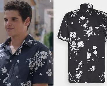 DEMAIN NOUS APPARTIENT : la chemise à fleurs de Gabriel dans l'épisode 1004