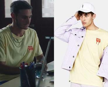 DEMAIN NOUS APPARTIENT : le t-shirt jaune de Nathan dans l'épisode 1010