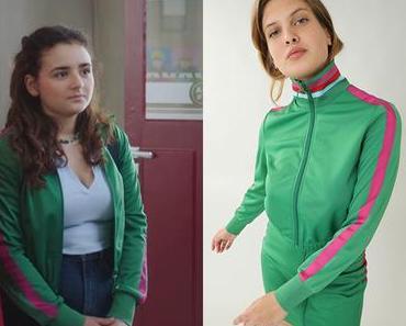 DEMAIN NOUS APPARTIENT : la veste verte de Maud dans l'épisode1016