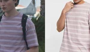 DEMAIN NOUS APPARTIENT t-shirt rayé jack dans l'épisode 1021