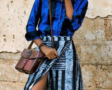 La mode batik de Noémie Cheney